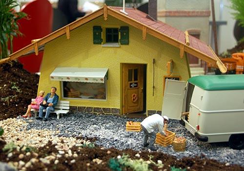 Pola-Neuheit 2010: Die Landbäckerei